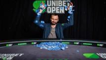 Unibet Open-ის გამარჯვებული ტრაიან ბოსტანი გახდა